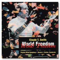 World Freedom CD cover